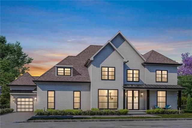 260 Meadow Drive, Alpharetta, GA 30009 (MLS #6746514) :: RE/MAX Prestige