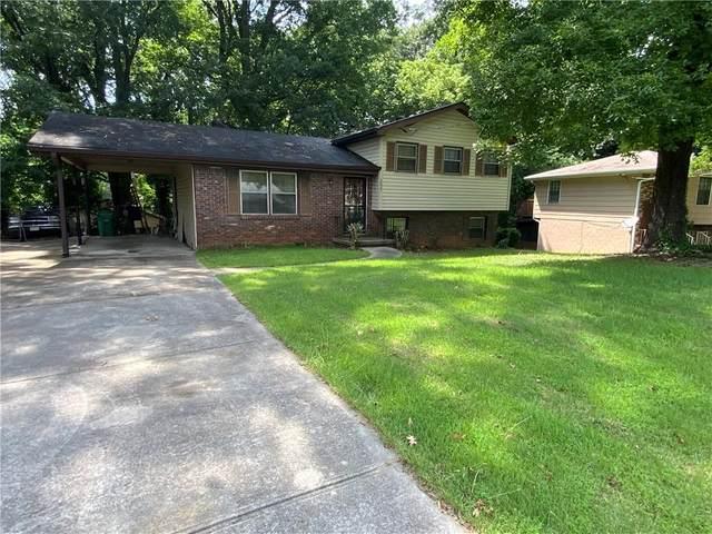 2625 Crestdale Circle SE, Atlanta, GA 30316 (MLS #6747202) :: Tonda Booker Real Estate Sales