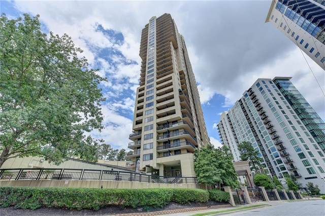 3481 Lakeside Drive NE #2105, Atlanta, GA 30326 (MLS #6747758) :: 515 Life Real Estate Company