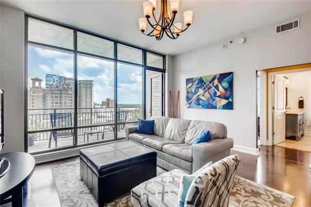 565 Peachtree Street NE #1101, Atlanta, GA 30308 (MLS #6751309) :: Good Living Real Estate