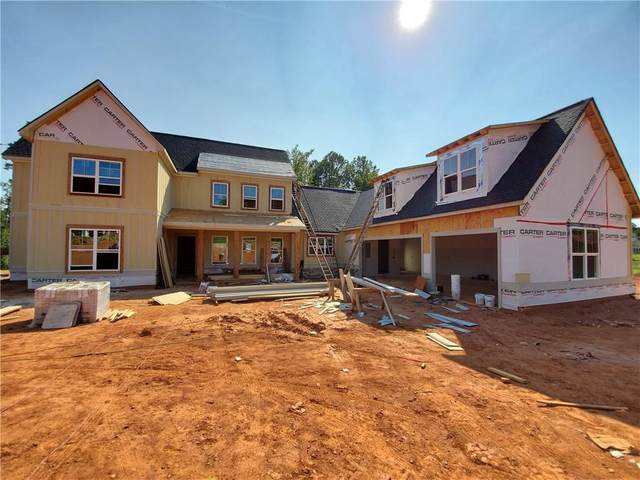 5274 Lj Martin Drive, Gainesville, GA 30507 (MLS #6753158) :: The Cowan Connection Team