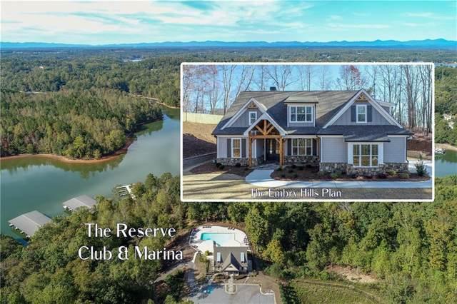 7550 Crestline Drive, Dawsonville, GA 30534 (MLS #6753665) :: The Heyl Group at Keller Williams