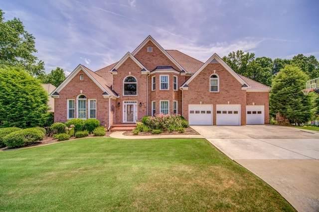 5864 Brookstone Walk NW, Acworth, GA 30101 (MLS #6755748) :: North Atlanta Home Team