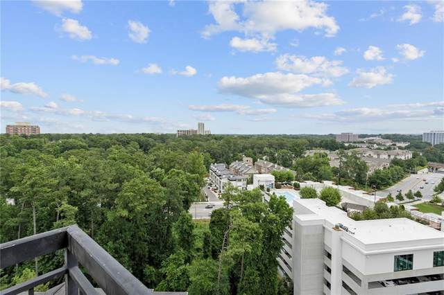 3481 Lakeside Drive NE #1902, Atlanta, GA 30326 (MLS #6756045) :: 515 Life Real Estate Company