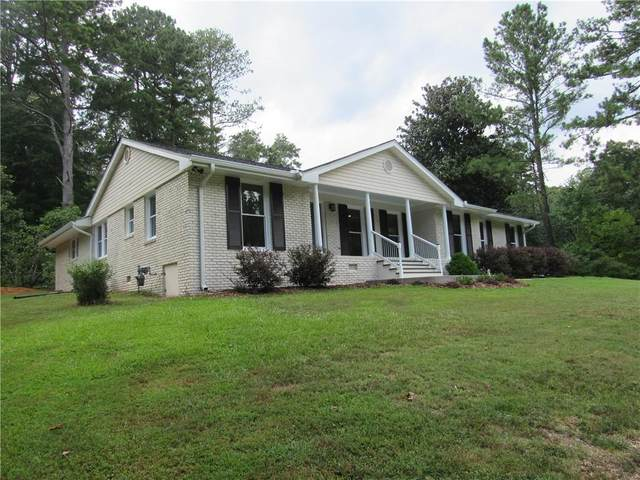 2641 Club Valley Drive SE, Marietta, GA 30068 (MLS #6756085) :: North Atlanta Home Team