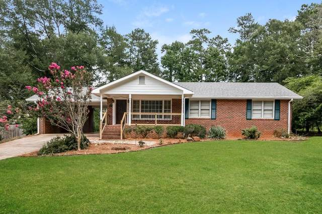 2286 Fraser Road, Marietta, GA 30066 (MLS #6758278) :: North Atlanta Home Team