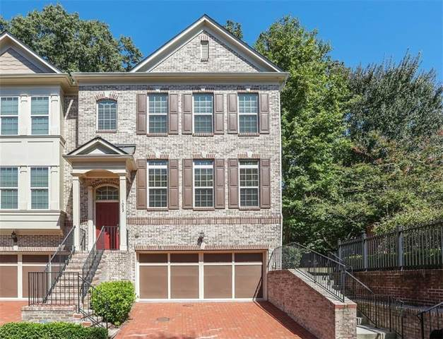1059 E Paces Court NE, Atlanta, GA 30326 (MLS #6759171) :: Vicki Dyer Real Estate