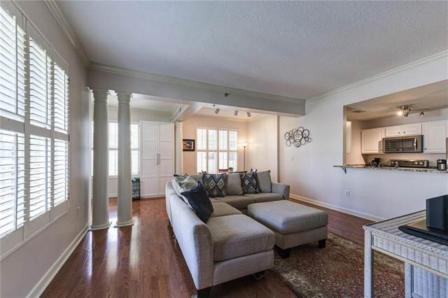 1101 Juniper Street NE #232, Atlanta, GA 30309 (MLS #6762096) :: The Zac Team @ RE/MAX Metro Atlanta
