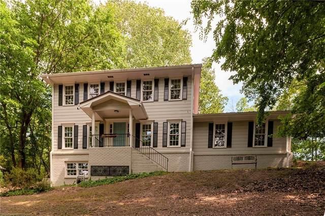 813 Lakeshore Drive, Berkeley Lake, GA 30096 (MLS #6762299) :: North Atlanta Home Team