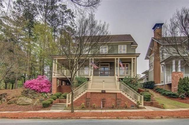 5105 Swann Street SW, Covington, GA 30014 (MLS #6763464) :: Tonda Booker Real Estate Sales