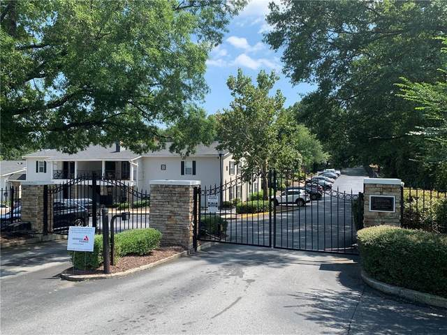 1150 Collier Road NW L6, Atlanta, GA 30318 (MLS #6763832) :: The Hinsons - Mike Hinson & Harriet Hinson
