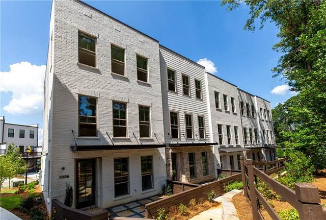 855 Constellation Drive #37, Decatur, GA 30033 (MLS #6764765) :: Good Living Real Estate