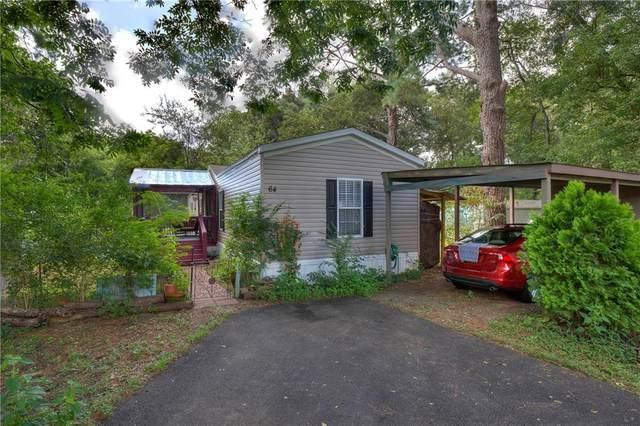 724 Highway 293 Lot 64, Emerson, GA 30137 (MLS #6767505) :: Tonda Booker Real Estate Sales