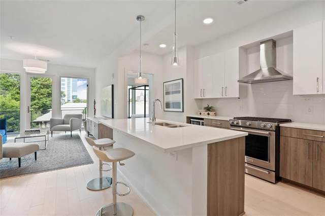 775 Juniper Street NE #405, Atlanta, GA 30308 (MLS #6767648) :: The North Georgia Group