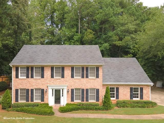 3446 Bracken Court, Marietta, GA 30062 (MLS #6769575) :: Tonda Booker Real Estate Sales