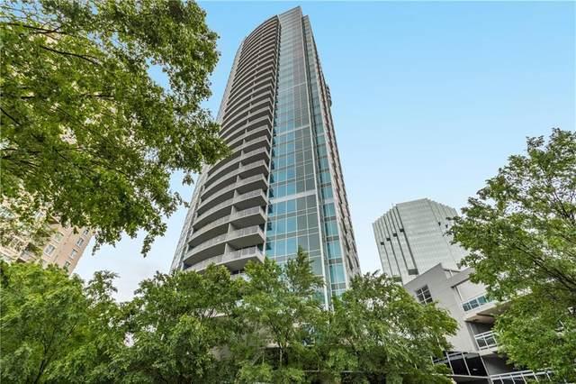 3338 Peachtree Road NE #503, Atlanta, GA 30326 (MLS #6769851) :: Path & Post Real Estate