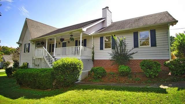 100 Puppy Chase, Social Circle, GA 30025 (MLS #6771264) :: North Atlanta Home Team