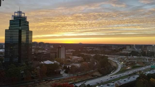 795 Hammond Drive #2304, Atlanta, GA 30328 (MLS #6771959) :: Oliver & Associates Realty