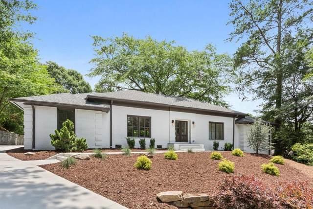 1261 Bernadette Lane, Atlanta, GA 30329 (MLS #6772876) :: Tonda Booker Real Estate Sales