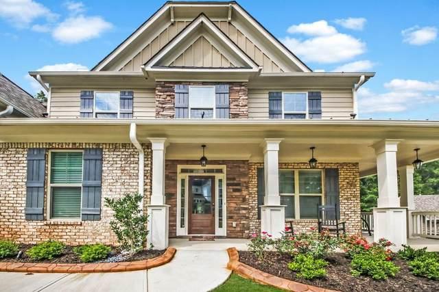 8655 Etowah Bluffs, Ball Ground, GA 30107 (MLS #6774831) :: Path & Post Real Estate