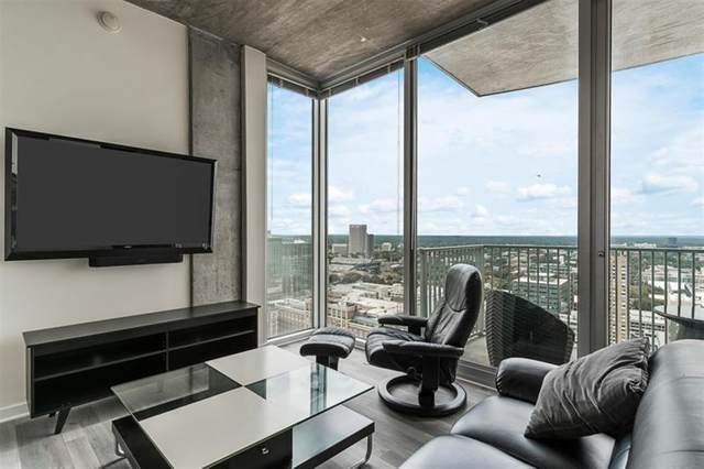 860 Peachtree Street NE #2618, Atlanta, GA 30308 (MLS #6776981) :: The Heyl Group at Keller Williams