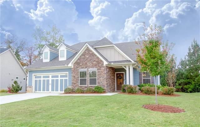 34 Lakeland Drive, Dawsonville, GA 30534 (MLS #6780208) :: North Atlanta Home Team
