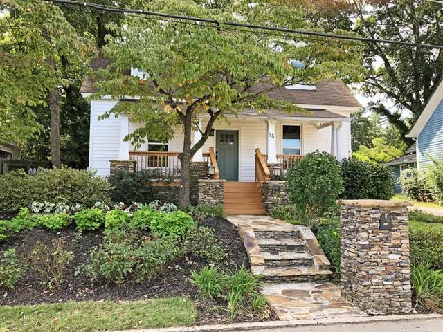 25 Trammell Street SW, Marietta, GA 30064 (MLS #6782503) :: The Hinsons - Mike Hinson & Harriet Hinson