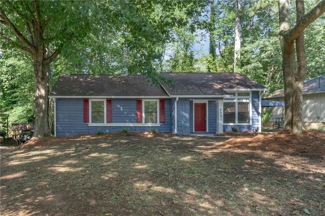 693 Utoy Circle SW, Atlanta, GA 30331 (MLS #6782657) :: North Atlanta Home Team