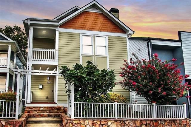 102 Richmond Street SE, Atlanta, GA 30312 (MLS #6783223) :: Vicki Dyer Real Estate