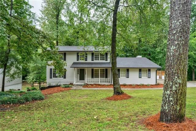 3732 Cherokee Place SE, Marietta, GA 30067 (MLS #6786267) :: North Atlanta Home Team
