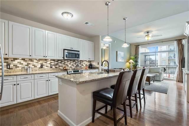711 Cosmopolitan Drive NE #222, Atlanta, GA 30324 (MLS #6787739) :: Vicki Dyer Real Estate