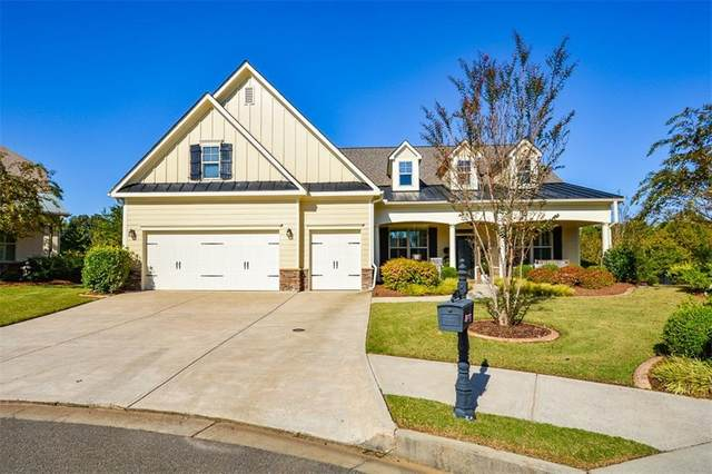 206 Big Cedar Run, Canton, GA 30114 (MLS #6788163) :: The Butler/Swayne Team