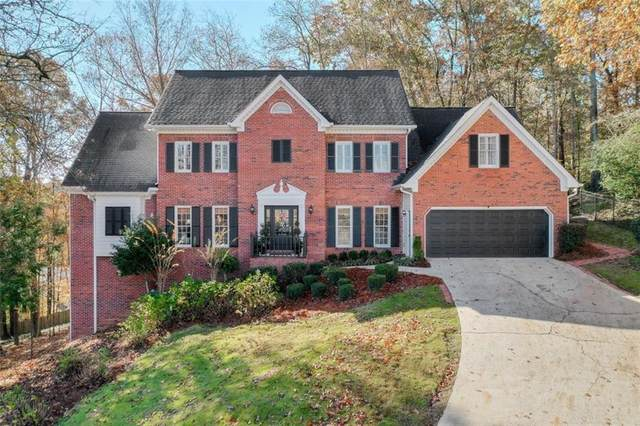 2035 Old Forge Way, Marietta, GA 30068 (MLS #6792523) :: North Atlanta Home Team