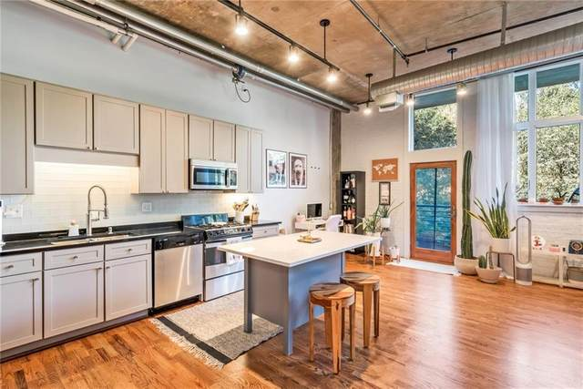 640 Glen Iris Drive #419, Atlanta, GA 30308 (MLS #6797194) :: North Atlanta Home Team