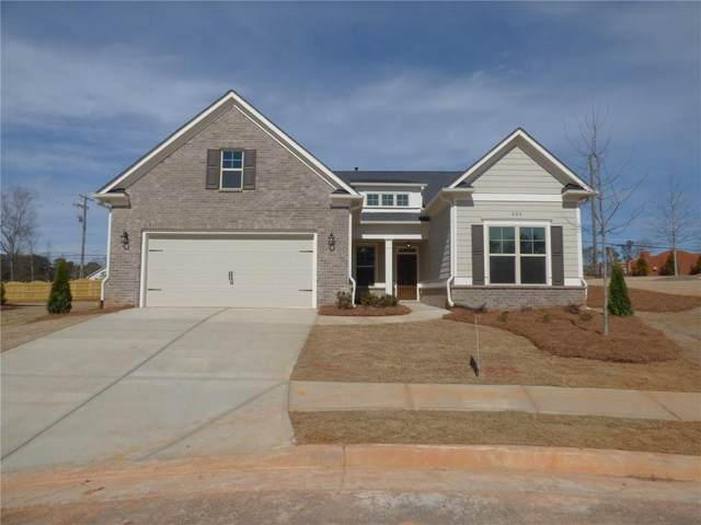434 Outlander Court, Marietta, GA 30060 (MLS #6797721) :: The Realty Queen & Team