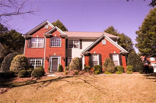 355 Windsong Way, Woodstock, GA 30188 (MLS #6798056) :: North Atlanta Home Team