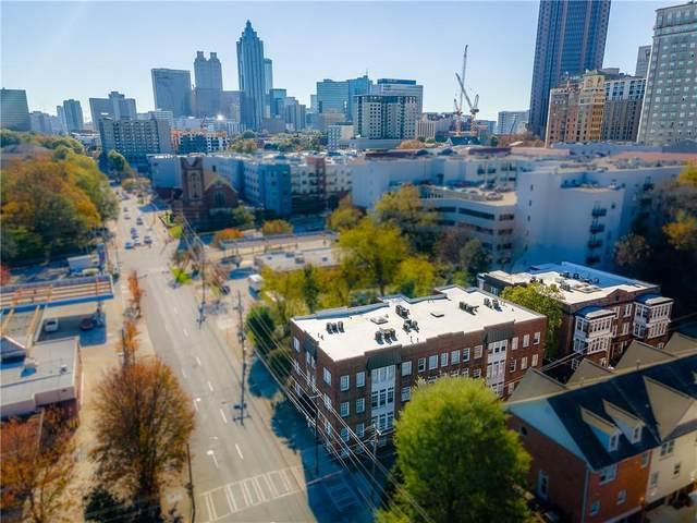690 Piedmont Avenue NE #17, Atlanta, GA 30308 (MLS #6804092) :: North Atlanta Home Team