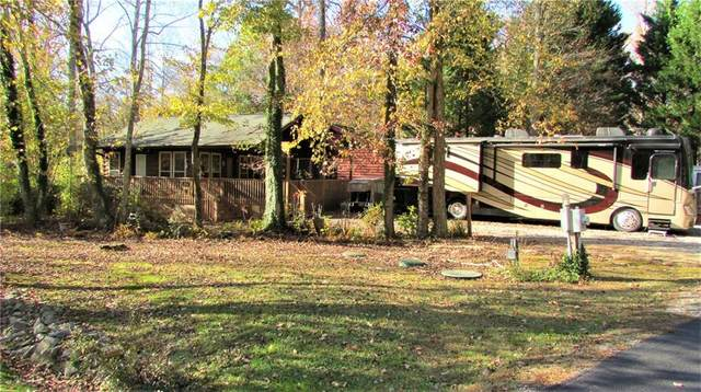 606 Hidden Valley Road, Cleveland, GA 30528 (MLS #6806450) :: The North Georgia Group