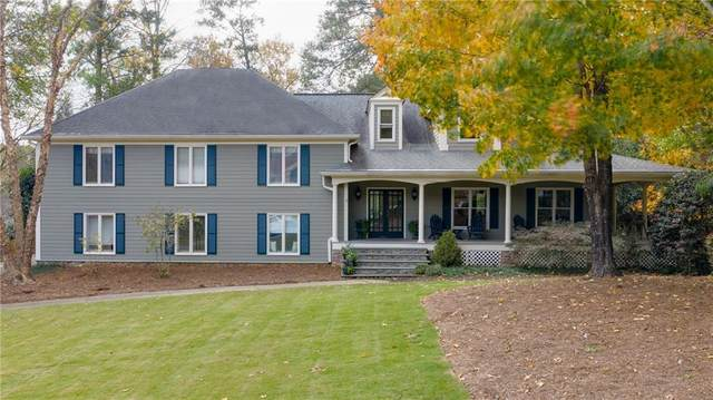 520 Willow Knoll Drive, Marietta, GA 30067 (MLS #6807616) :: The Justin Landis Group