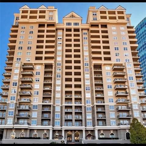 3334 Peachtree Road NE #1105, Atlanta, GA 30326 (MLS #6807651) :: RE/MAX Paramount Properties