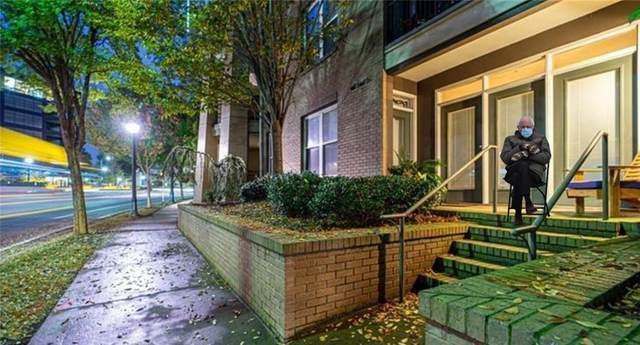 390 17th Street NW #2037, Atlanta, GA 30363 (MLS #6808582) :: North Atlanta Home Team