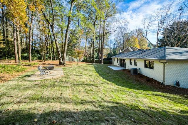 1935 Wildwood Place NE, Atlanta, GA 30324 (MLS #6811804) :: KELLY+CO