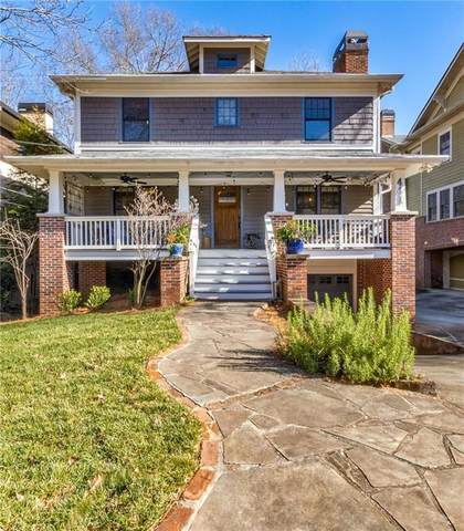 441 Harold Avenue NE, Atlanta, GA 30307 (MLS #6817274) :: RE/MAX Paramount Properties