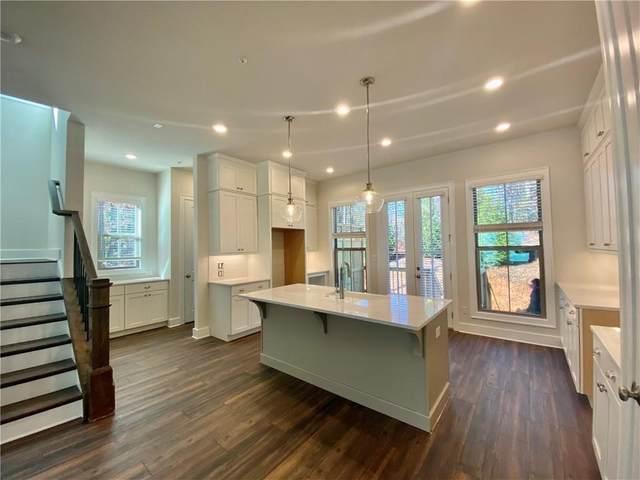 417 Bishop Lane #21, Woodstock, GA 30188 (MLS #6818045) :: Rock River Realty