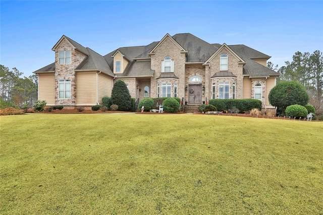 277 Sky View Court, Newnan, GA 30265 (MLS #6818568) :: North Atlanta Home Team