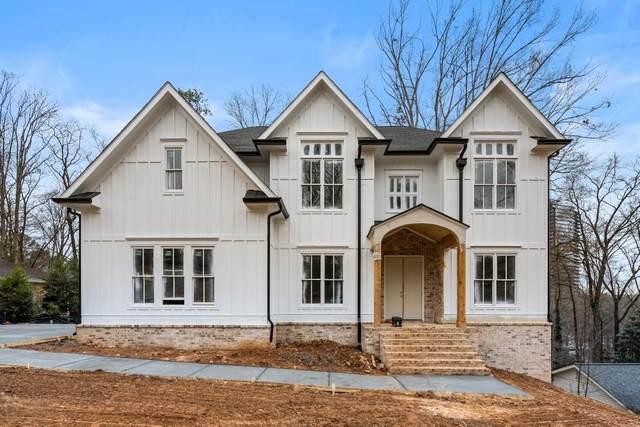 4174 Oak Forest Drive NE, Brookhaven, GA 30319 (MLS #6819221) :: Path & Post Real Estate