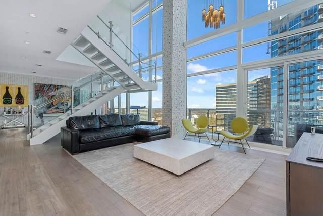 45 NW Ivan Allen Jr Boulevard NW, Atlanta, GA 30308 (MLS #6821275) :: RE/MAX Prestige