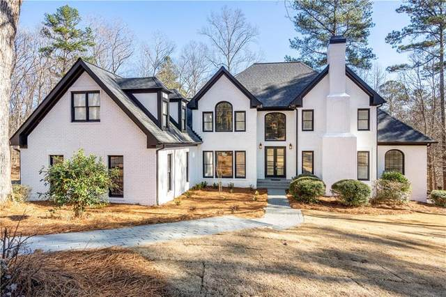 110 Addison Court, Roswell, GA 30075 (MLS #6822612) :: Scott Fine Homes at Keller Williams First Atlanta