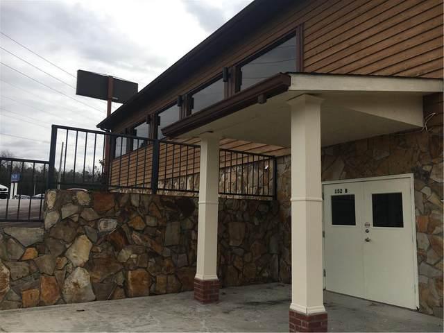 152 Dallas Drive, Commerce, GA 30529 (MLS #6825832) :: Path & Post Real Estate