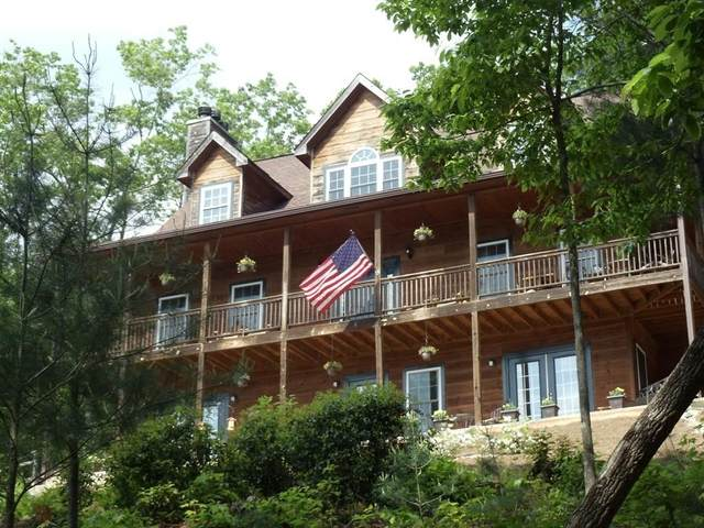 144 Long Mountain Lodge, Dahlonega, GA 30533 (MLS #6826001) :: The North Georgia Group